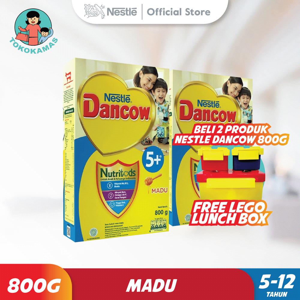 DANCOW 5+ Madu 800g